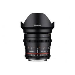 SAMYANG 20mm T1.9 VDSLR CANON   Fcf Forniture Cine Foto
