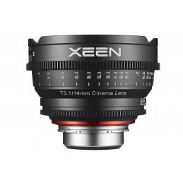 SAMYANG XEEN 14mm T3.1 FF CINE CANON   Fcf Forniture Cine Foto