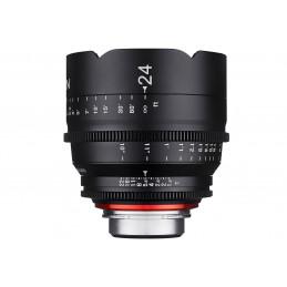 SAMYANG XEEN 24mm T1.5 FF CINE CANON   Fcf Forniture Cine Foto
