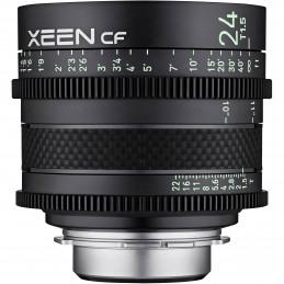 SAMYANG XEEN CF 24mm T1.5 CINE CANON   Fcf Forniture Cine Foto