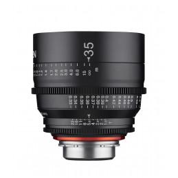 SAMYANG XEEN 35mm T1.5 FF CINE CANON | Fcf Forniture Cine Foto