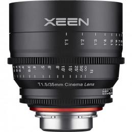 SAMYANG XEEN 50mm T1.5 FF CINE CANON | Fcf Forniture Cine Foto