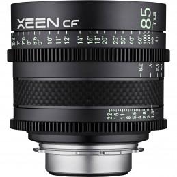 SAMYANG XEEN CF 85mm T1.5 CINE CANON  | Fcf Forniture Cine Foto