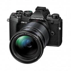 OLYMPUS E-M5 MARK III BLACK + 12-200mm F3.5-6.3 - GARANZIA POLYPHOTO ITALIA | Fcf Forniture Cine Foto