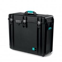 HPRC 4800W WHEELED FOAM BLACK/BLUE BASSANO | Fcf Forniture Cine Foto