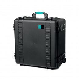 HPRC 4600W WHEELED FOAM BLACK/BLUE BASSANO | Fcf Forniture Cine Foto