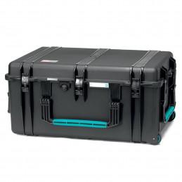 HPRC 2780W WHEELED FOAM BLACK/BLUE BASSANO | Fcf Forniture Cine Foto