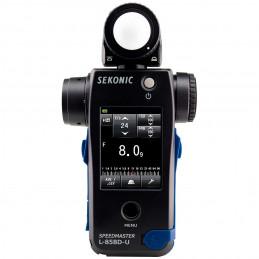 SEKONIC L-858D SPEEDMASTER CON TRASMETTIORE PW | Fcf Forniture Cine Foto