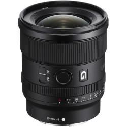 SONY FE 20mm F1.8 G (SEL20F18G)   Fcf Forniture Cine Foto
