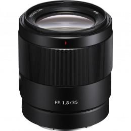 SONY FE 35mm F1.8 (SEL35F18F) | Fcf Forniture Cine Foto
