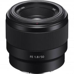 SONY FE 50mm F1.8 (SEL50F18F) | Fcf Forniture Cine Foto