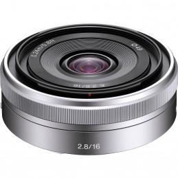 SONY E 16mm F2.8 (SEL16F28) | Fcf Forniture Cine Foto