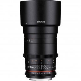 SAMYANG 135mm T2.2 VDSLR CANON | Fcf Forniture Cine Foto