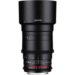 SAMYANG 135mm T2.2 VDSLR NIKON | Fcf Forniture Cine Foto