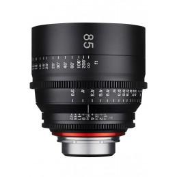 SAMYANG XEEN 85mm T1.5 FF CINE CANON | Fcf Forniture Cine Foto