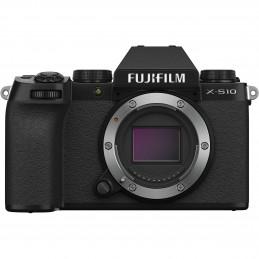 FUJIFILM X-S10 BLACK BODY - GARANZIA FUJIFILM ITALIA | Fcf Forniture Cine Foto