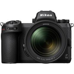 NIKON Z6 II + Z 24-70mm F4 - GARANZIA 4 ANNI NITAL | Fcf Forniture Cine Foto