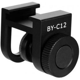 BOYA BY-C12 SHOCK MOUNT PER SMARTPHONE VLOGGER | Fcf Forniture Cine Foto