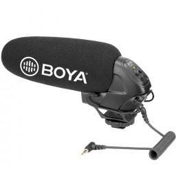 BOYA BY-BM3031 ON CAMERA SHOTGUN MICROPHONE | Fcf Forniture Cine Foto