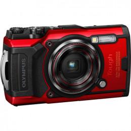 OLYMPUS STYLUS TG-6 RED | Fcf Forniture Cine Foto