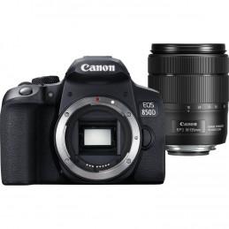 CANON EOS 850D + EF-S 18-135mm F3.5-5.6 IS USM - GARANZIA CANON ITALIA | Fcf Forniture Cine Foto
