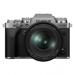 FUJIFILM X-T4 SILVER + XF 16-80mm - GARANZIA FUJIFILM ITALIA | Fcf Forniture Cine Foto