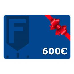 BUONO REGALO 600€ | Fcf Forniture Cine Foto