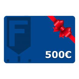 BUONO REGALO 500€ | Fcf Forniture Cine Foto