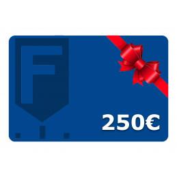 BUONO REGALO 250€ | Fcf Forniture Cine Foto