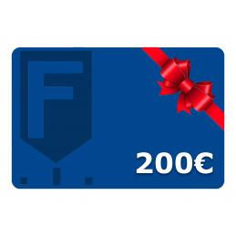 BUONO REGALO 200€ | Fcf Forniture Cine Foto