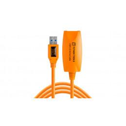TETHERTOOLS CU3017 USB 3.0 ACTIVE EXTENSION 4.5mt   Fcf Forniture Cine Foto