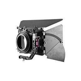 FOTOBESTWAY SSK-661 MATTE BOX IN CARBONIO