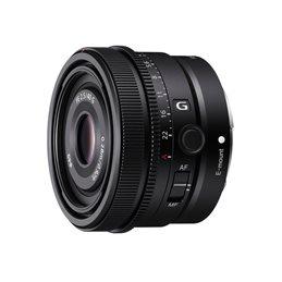 SONY SEL40F25G - OTTICA FULLl-FRAME 40mm F2.5 G - OTTICA FISSA PREMIUM  SERIE G - GARANZIA SONY ITALIA | Fcf Forniture Cine Foto