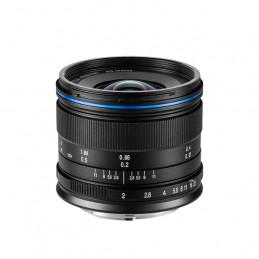 LAOWA VENUS OPTICS 7.5mm F2 MFT NERO LEGGERO | Fcf Forniture Cine Foto