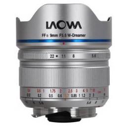 LAOWA VENUS OPTICS 9mm F5.6 LEICA M SILVER RETTILINEO