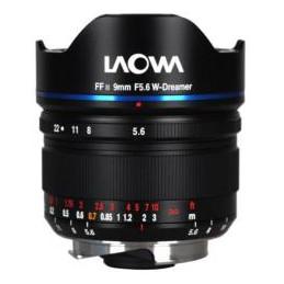 LAOWA VENUS OPTICS 9mm F5.6 SONY E NERO RETTILINEO | Fcf Forniture Cine Foto