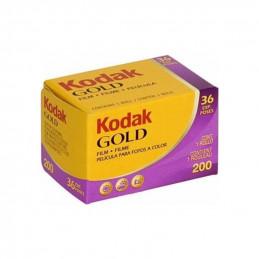 KODAK GOLD 200 135/36 200 ISO RULLINO SINGOLO | Fcf Forniture Cine Foto