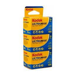 KODAK ULTRAMAX 400 135/36 400 ISO 3 RULLINI | Fcf Forniture Cine Foto