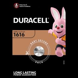 DURACELL BATTERIA CR1616 | Fcf Forniture Cine Foto