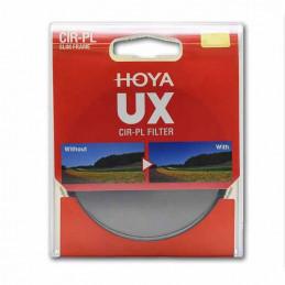 HOYA FILTRO UX CIR-PL SLIM 55mm | Fcf Forniture Cine Foto