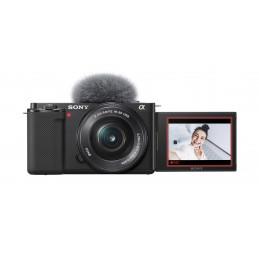 SONY ALPHA ZV-E10 + 16-50mm | Fcf Forniture Cine Foto