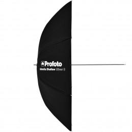 PROFOTO UMBRELLA SHALLOW SILVER S 85cm | Fcf Forniture Cine Foto
