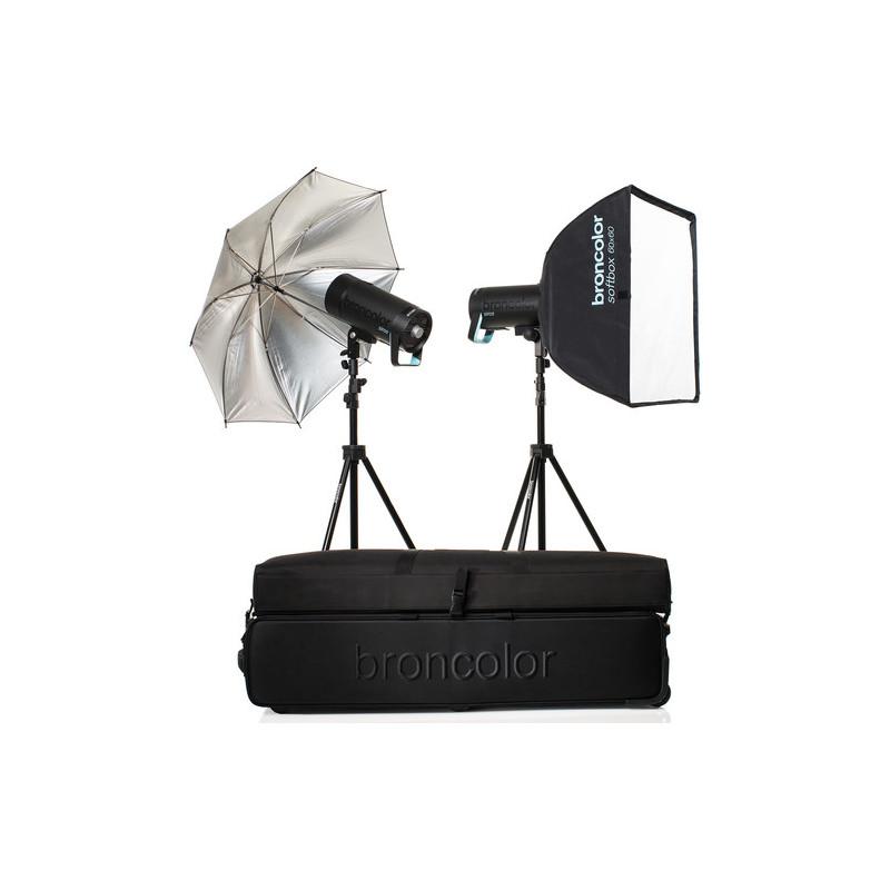 BRONCOLOR SIROS 800 S EXPERT KIT 2 RFS 2.1 | Fcf Forniture Cine Foto