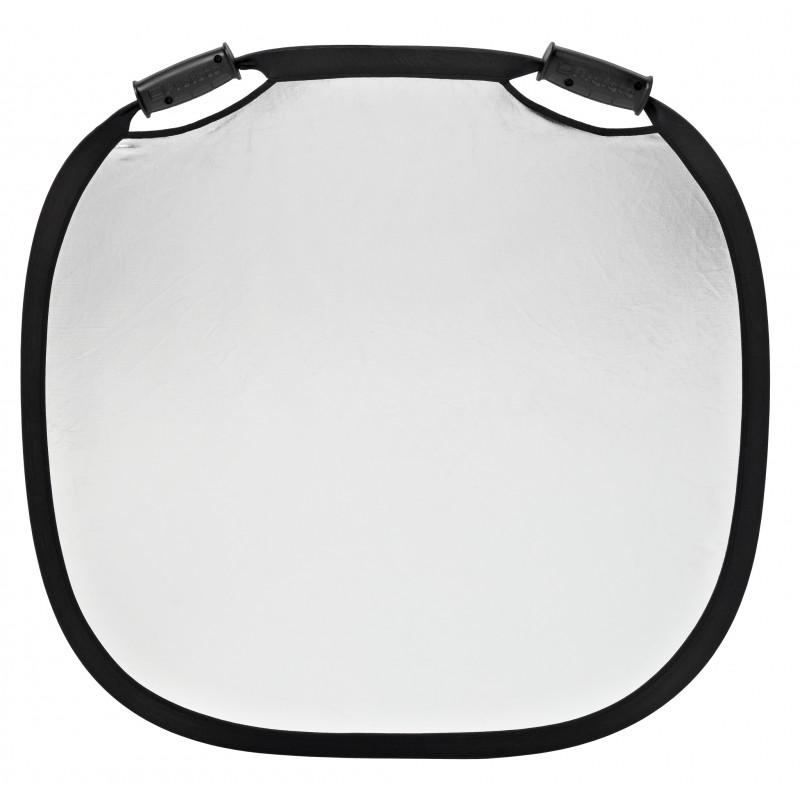PROFOTO REFLECTOR SILVER/WHITE M 80cm - Fcf Forniture Cine Foto
