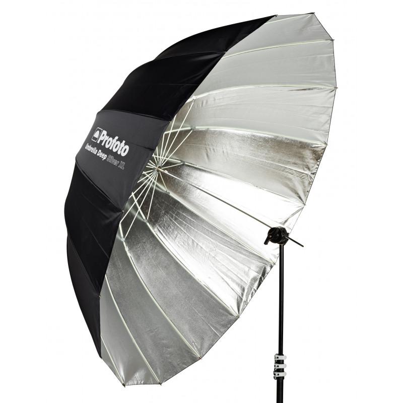 PROFOTO UMBRELLA DEEP SILVER XL 165cm | Fcf Forniture Cine Foto