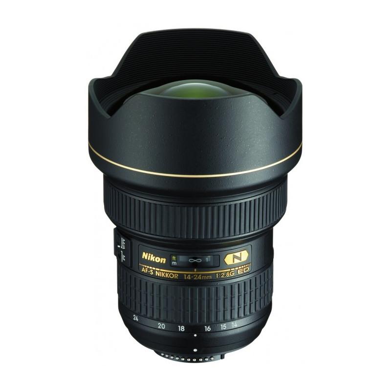 NIKON AF-S NIKKOR 14-24mm F2.8G ED - GARANZIA 4 ANNI NITAL   Fcf Forniture Cine Foto