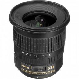 NIKON AF-S DX NIKKOR 10-24mm F3.5-4.5G ED - GARANZIA 4 ANNI NITAL | Fcf Forniture Cine Foto