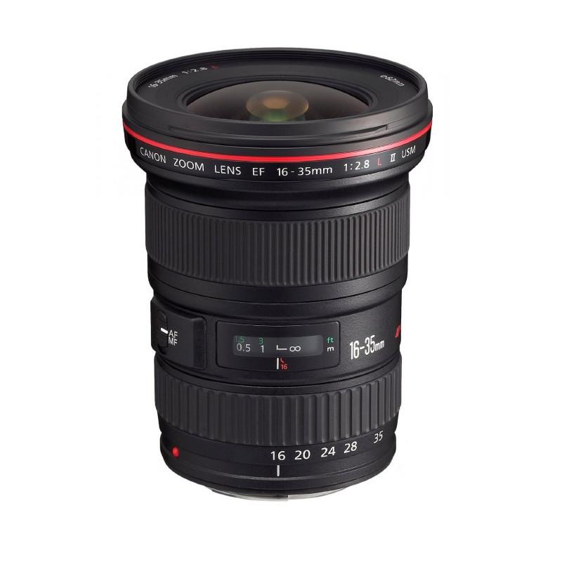 CANON EF 16-35mm F2.8L III USM - GARANZIA CANON ITALIA | Fcf Forniture Cine Foto