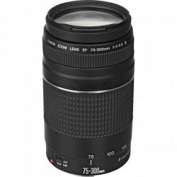 CANON EF 75-300mm F4.0-5.6 III - GARANZIA CANON ITALIA | Fcf Forniture Cine Foto