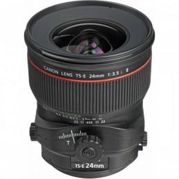 CANON TS-E 24mm F3.5L II - GARANZIA CANON ITALIA | Fcf Forniture Cine Foto